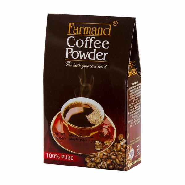 پودر قهوه