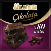 Ulker Cikolata 80%