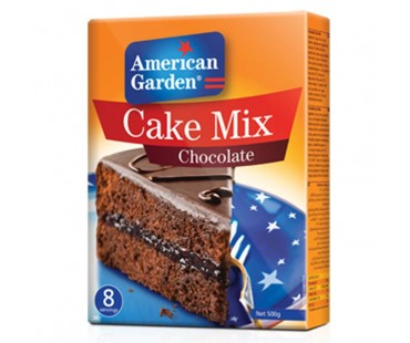 Cake Mix Chocolate