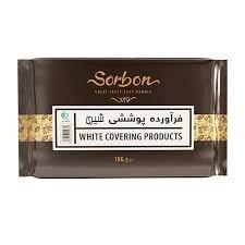 شکلات تخته ای دارک شیری سوربون