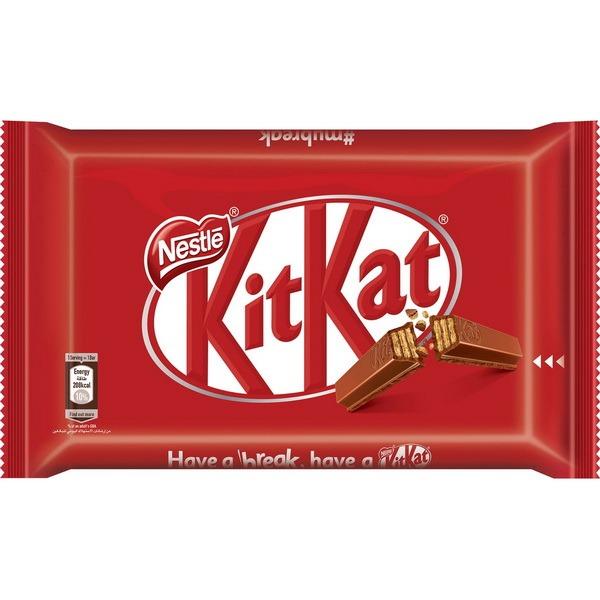 شکلات kit kat