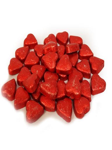 شکلات قلبی شونیز